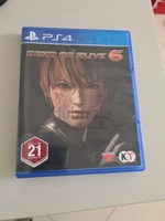 Used Dead or Alive 6 - PS4 - As New in Dubai, UAE