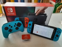 Used Unpatched Nintendo switch 400gb+rcm load in Dubai, UAE