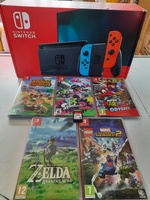 Used Brand new version 2 nintendo switch in Dubai, UAE