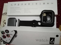 Used BEST QUALITY APPLE SMARTWATCH WATCH6 in Dubai, UAE