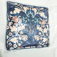 Used Floral Blue Cushion NEW in Dubai, UAE