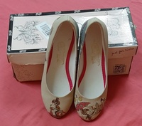 Used Classy doll shoes in present, 35 size ! in Dubai, UAE