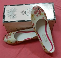 Used Leatherette flat shoes, in 35 size ! in Dubai, UAE