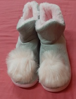 Used Winter latex cotton sewing shoes ! in Dubai, UAE