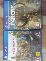 Used Farcry newdawn + primal in Dubai, UAE