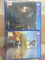 Used Death stranding + pubg ps4 in Dubai, UAE