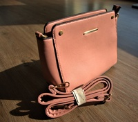 Used Blush Pink Purse in Dubai, UAE