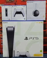 Used Sony PlayStation 5 Disc Edition Bundle💯 in Dubai, UAE