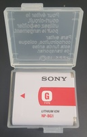 Used Sony NP-BG1 Type G for W series camera in Dubai, UAE