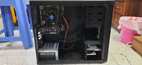 Used Gaming PC i3 gtx 1050 with monitor. in Dubai, UAE
