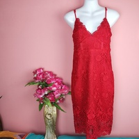 Used Lipsy red small size dress in Dubai, UAE