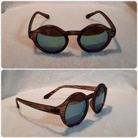 Used Brand new brown Sungglass for lady.*, in Dubai, UAE