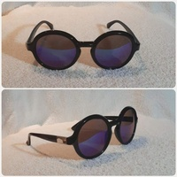 Used Brand new black sungglass for lady*,.. in Dubai, UAE