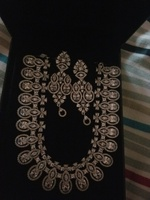 Used PEORA NECKLACE with EARINGS in Dubai, UAE