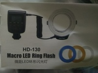 Used macro LED Ring Flash in Dubai, UAE