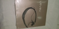 Used Level U Black  Bluetooth Earphone in Dubai, UAE