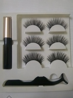 Used Magnetic Eyeliner and lashes kit in Dubai, UAE