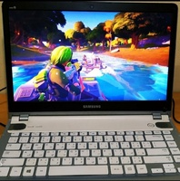 Used Samsung Laptop Q470C w/ Gifts for Gaming in Dubai, UAE