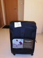 Used Delsey luggage bag 70cms, brand new in Dubai, UAE
