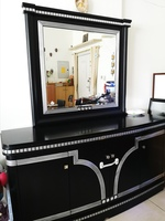 Used Cabinet with Glass- Dining in Dubai, UAE
