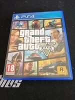 Used Gta v with the map for ps4 in Dubai, UAE