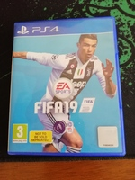 Used Fifa 19 for ps4 in Dubai, UAE