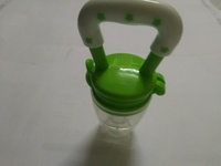 Used Baby Fresh Fruits pacifier Blue in Dubai, UAE