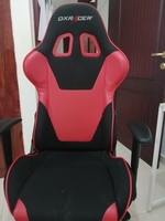 Used Dxracer gaming chair red in Dubai, UAE
