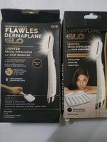 Used Luminescent  Face hair Shaver 2 sets in Dubai, UAE