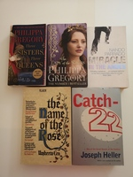Used Book sale! Take all 5! Great books! in Dubai, UAE