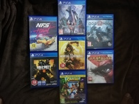 Used Any 3 PS4 Games for only 170AED in Dubai, UAE