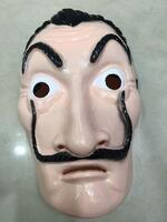 Used La casa de papel mask in Dubai, UAE