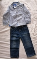 Used Shirt and jeans 3 years in Dubai, UAE