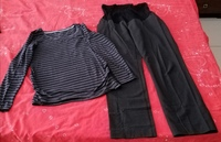 Used Pant and Sweatshirt for pregnancy in Dubai, UAE