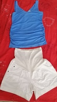 Used Pregnancy short and top in Dubai, UAE