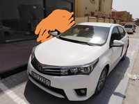 Used Toyota Corolla 2014 in Dubai, UAE