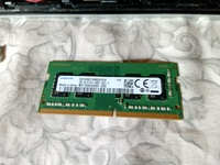 Used 2GB laptop ram stick from samsung in Dubai, UAE