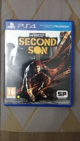 Used Infamous Second Son for PS4 in Dubai, UAE