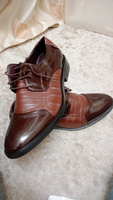 Used Men patent leather shoe in Dubai, UAE