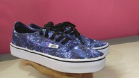 Used Vans galaxy printed ( unisex ) in Dubai, UAE
