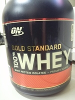 Used Whey protein gold standard for sale in Dubai, UAE