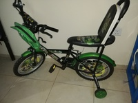 Used Cycle 60dh,mi ear bards 85dh(1year warra in Dubai, UAE