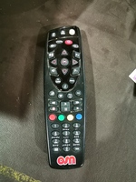 Used OSN Receiver Remote control in Dubai, UAE