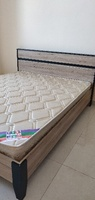 Used King size bed and mattress in Dubai, UAE