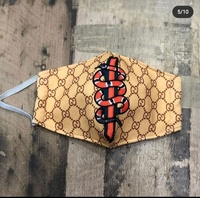 Used Brand new Gucci mask in Dubai, UAE