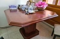 Used Dining table 4 seater without chairs in Dubai, UAE