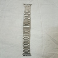 Used Stainless Steel Apple Watch Band Silver in Dubai, UAE