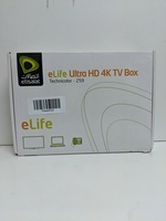 Used Ultra HD 4k TV box by etisalat in Dubai, UAE