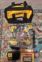 Used Dewalt and Milwaukee tools...New in Dubai, UAE