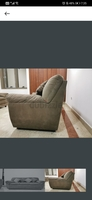 Used 3+2+1 couch/sofa. With cushions in Dubai, UAE